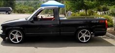Silverado 454ss