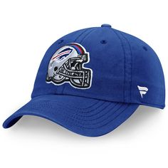 New York Giants NFL Pro Line by Fanatics Branded Youth Fundamental Adjustable  Hat - Royal d6b050779505