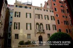 Corte Barozzi Venice Suites, Venice, Italy $1180 bedroom & a 2 bedroom apartment. 2 nights. Good reviews