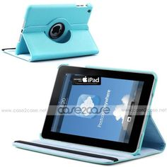 This fabulous case is the perfect combination of superior protection and stylish design. Characterized by shock resistance, buffer function and durable service, this case for your iPad mini is made of high quality material which can offer dependable protection for your iPad mini of daily life, so that it can ensure the longevity of your iPad mini.