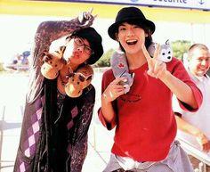 Takeru Satoh and Haruma Miura ♥ ♥ ♥
