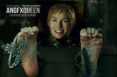 Cersei Lannister feet foot fetish lena headey game of thrones Game Of Thrones Cersei, Actress Feet, Tickle Torture, Cersei Lannister, Lena Headey, Marvel Girls, Sansa, Find People, Cat Paws