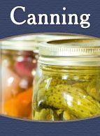 Lots of awesome canning recipes and tips. Must read!
