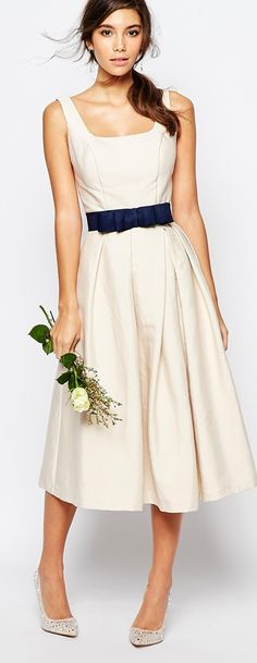 Buy Chi Chi London Round Neck Midi Prom Dress with Box Pleats at ASOS. With free delivery and return options (Ts&Cs apply), online shopping has never been so easy. Get the latest trends with ASOS now. Beautiful Bridesmaid Dresses, Elegant Dresses, Formal Dresses, Wedding Dresses, Flower Girl Dresses, Flower Girls, Girls Dresses, Dressed To The Nines, Sweet Dress