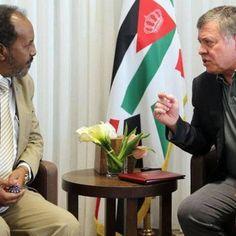 Somalia: 'Al Shabaab feeds into Libya', warns King of Jordan [Special Report] African Countries, Dear Friend, Pirates, War, King, News