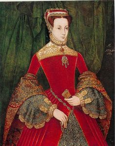 Mary FitzAlan, Duchess of Norfolk, 1555, by Hans Ewoth