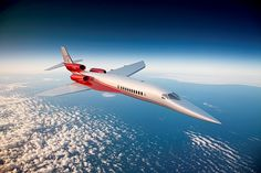 Ultra high-res 000 pixels wide) render for Aerion's exhibition show at NBAA Luxury Jets, Luxury Private Jets, Private Plane, Supersonic Aircraft, Executive Jet, Aviation Technology, Aviation Art, Airplane Design, Experimental Aircraft