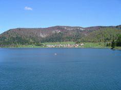 Dedinky tourist resort and Palcmanská Maša reservoir