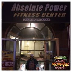 @NaturalVitamins #MonsterEvent gym #TakeOver !!! Absolute Power, Natural Vitamins, Jukebox, Broadway Shows, Gym, Excercise, Gymnastics Room, Gym Room