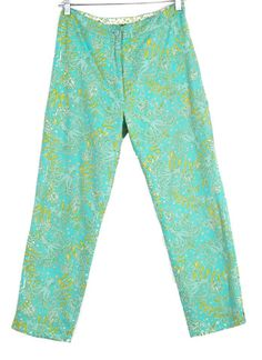Lilly Pulitzer Octopus and Fish Printed Pants Size 2 | ClosetDash #fashion #style #pants