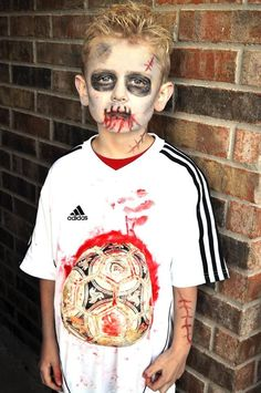 zombie soccer player - Google Search