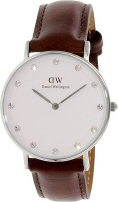 cool 0960DW Ladies Classy St Mawes 34mm Silver Watch - For Sale