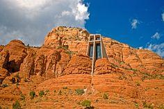 Chapel of the Holy Cross, Sedona, Arizona
