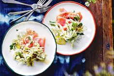 Chilled: the best no-cook recipes