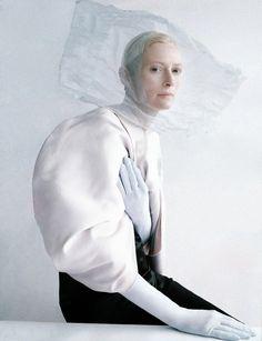 Tilda Swinton. W magazine, May 2013. Photo: Tim Walker.