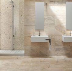 Fliesen: Vielseitige Gestaltungsmöglichkeiten | Stein, Fliese, Bad, Sanitär: Marco Colazzo