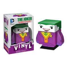 Batman Joker Interchangeable Magnetic Vinyl Cubed Figure - Funko - Batman - Vinyl Figures at Entertainment Earth