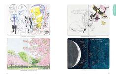 For the last eight years Sketchbook Project founders Steven Peterman and Shane Zucker have amassed an astonishing collection of more than 30-thousand crowd-sour