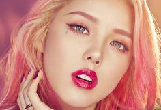 Park Hye Min Ulzzang - 박혜민 포니 - Korean makeup artist - Pony beauty diary- love this look