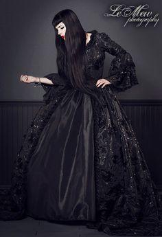 Black gothic