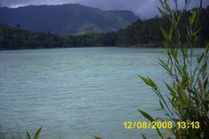 Telaga Warna, Dieng Plateau