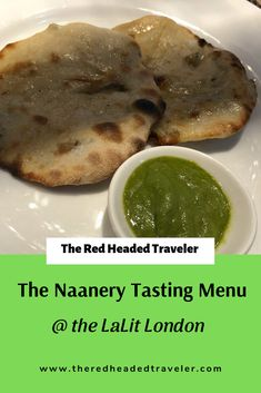 If you love Indian food, you will undoubtedly be blown away by the four course naan tasting menu at the beautiful and historic LaLit London hotel.