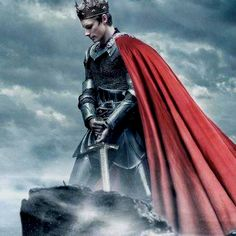 King Johnathan of Brakmond with the RED cape and the cool crown--K.R Dawson