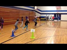 """Warm-up for Physical Education """" Hot Wheels"""" - YouTube"""