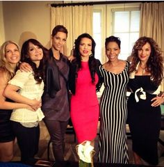 Hollywood exes :)