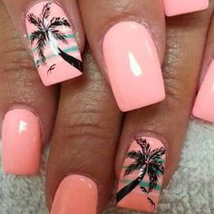 It's summer time and the living is easy! Summer Nails are some of the best forms of nail art you could ever imagine. Summer is all about being warm and hanging out with your best friends all summer long. In order to find the best summer nails we decided to dig deep and see what summer nails were all about. Summer nails are typically vibrant, neon, solid and fierce. You will notice a warmth when you see summer nails. (adsbygoogle = window.adsbygoogle || []).push({}); The coolest thing...