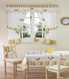 Inspiring Kitchen Curtain Ideas