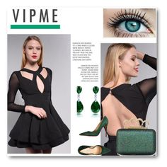 """""""VIPME - 10% OFF !!"""" by passionforstyleandfashion ❤ liked on Polyvore featuring Luciano Padovan and vipme"""
