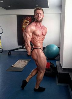 Love Big Muscle : Photo