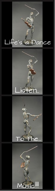 Find this beautiful celebratory bronze sculpture and more gorgeous fine art at http://www.artbyknight.com