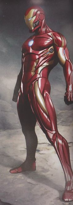 Tony Stark decked himself out in Bleeding Edge tech in Avengers: Infinity War and now a fresh batch of hi-res concept art from the movie shows off some pretty insane new designs for the hero's armour. Marvel Dc, Marvel Comics, Arte Dc Comics, Marvel Comic Universe, Marvel Heroes, Marvel Characters, Comic Wallpaper, Genos Wallpaper, Iron Man Wallpaper