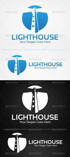 Lighthouse Logo - Symbols Logo Templates