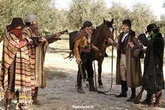 Bandidos y Bandoleros. La literatura del siglo XIX ideó esa estampa romántica del bandolero andaluz, ...