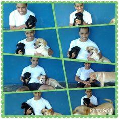 Rholly e Bela são fofas!!!