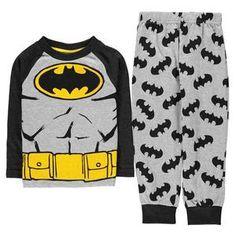 Boys Character Pajamas Online: Batman Pyjamas – Novelty-Characters