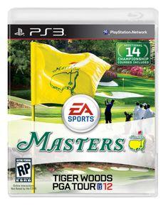 Tiger Woods PGA Tour 2012