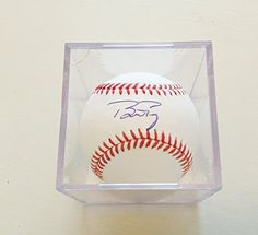 San Francisco Giants Buster Posey autographed signed Official Authentic MLB Baseball COA >>> Visit the image link more details. (Note:Amazon affiliate link)
