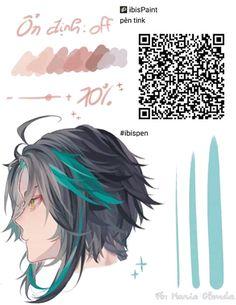 Digital Painting Tutorials, Digital Art Tutorial, Art Tutorials, Brush Drawing, Drawing Base, Digital Art Beginner, Anime Eyes, Art Reference Poses, Art Drawings Sketches