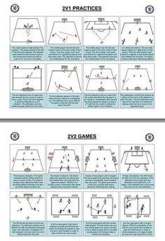 2v1 practices / 2v2 games