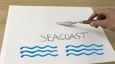 Daily Challenge / Acrylic / Wow Art / Wild Daisy on The Coast Acrylic Tutorials, Art Tutorials, Tape Painting, Daily Challenges, Sculpture Painting, Toddler Art, Wow Art, Diy Canvas Art, Art Challenge