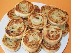 Вегетарианские рецепты / Готовим вкусно и интересно: Алупатры (картофельные рулетики)