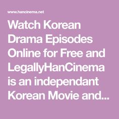 Watch Korean Drama Episodes Online for Free and Legally Korean Drama List, Korean Drama Series, Watch Korean Drama, Descendents Of The Sun, Hidden Movie, Movie Of The Week, Episode Online, Diversity, Dramas