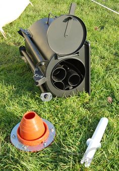 Frontier Stove - The Truly Portable Wood Burning Stove