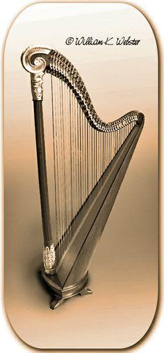 5000  webster  Madame Cadillac Harp