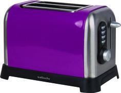 Purple 2 Slice Toaster
