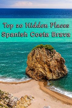 The Costa Brava is one of the most precious coastal areas in Spain. It is full of secluded beaches and wonderful coves. We show you some of the magical spots around. Click to read more.